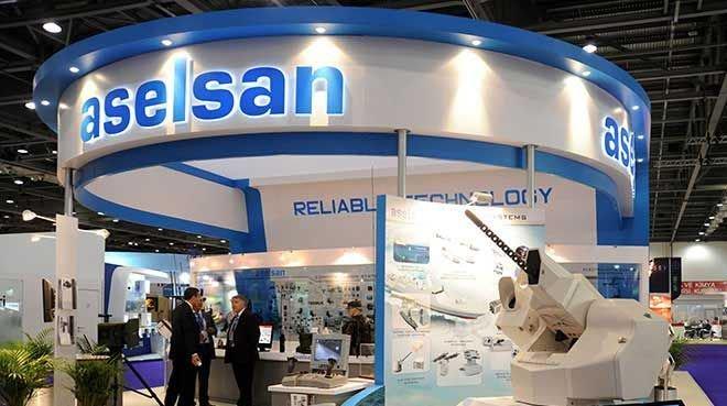 شركة أسيلسان التركية