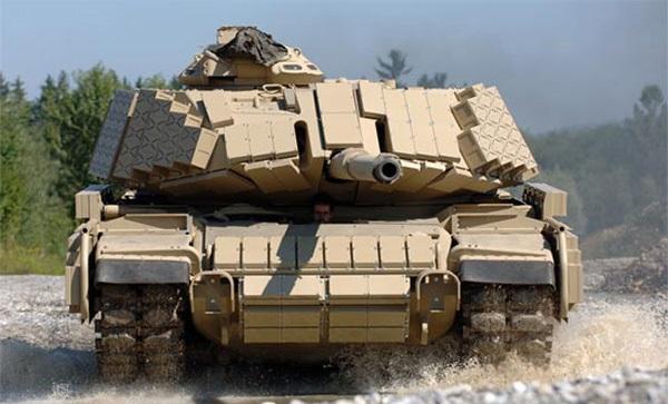 دبابة M60