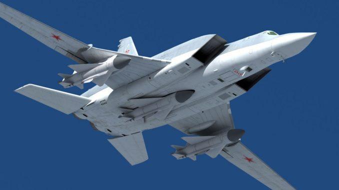 """قاذفة """"تو-22 أم3"""" الروسية"""