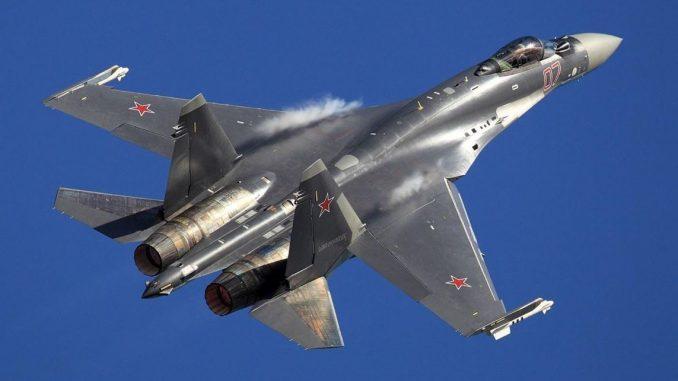 مقاتلة سو-35أس