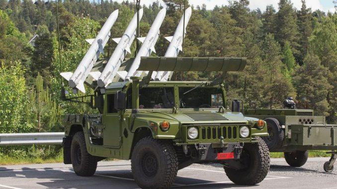 منظومة الدفاع الجوي النروجية