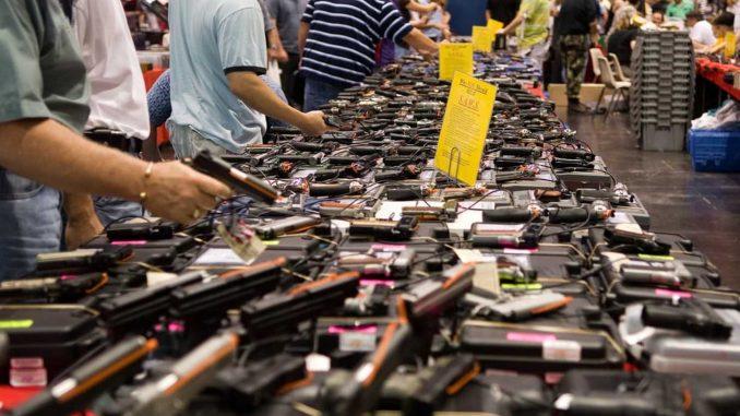 الأسلحة النارية