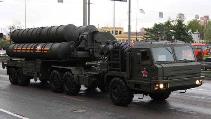 منظومة الصواريخ الروسية أس-400