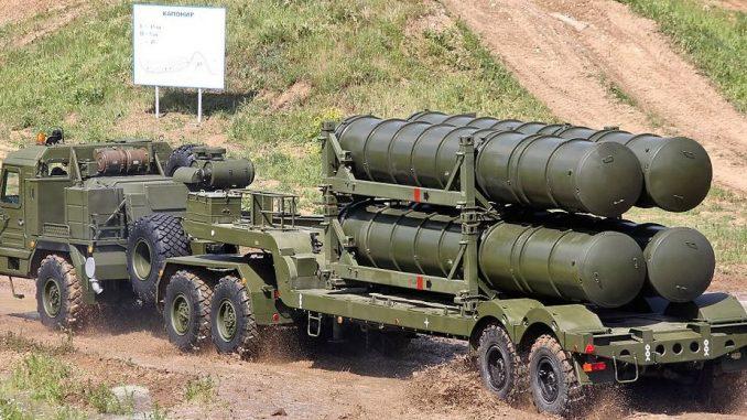 منظومة دفاع صاروخي روسية