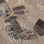 لقطة للأقمار الإصطناعية تكشف عمل إيران السري