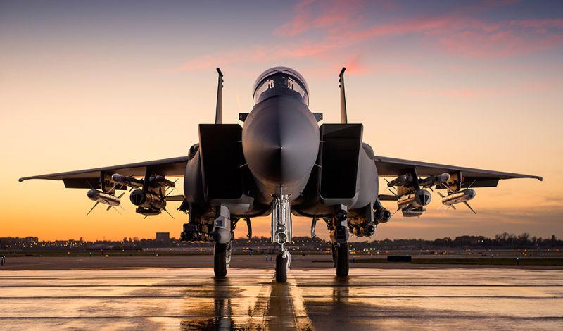 مقاتلة أف-15 أس أيه المتطوّرة