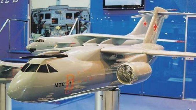 طائرة نقل عسكري من طراز إل-276