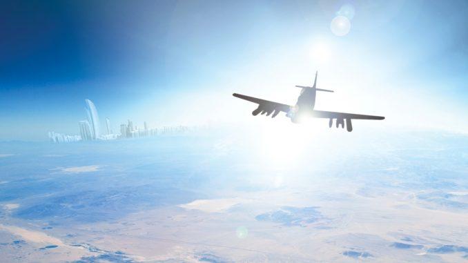 طائرة كالدس