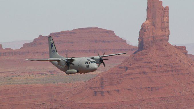 """طائرة """"سي-27 جاي سبارتن"""" من """"ليوناردو"""""""