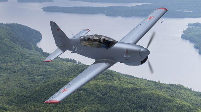 طائرة تدريب روسية