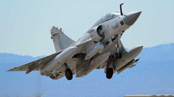مقاتلة ميراج 2000-9 الإماراتية