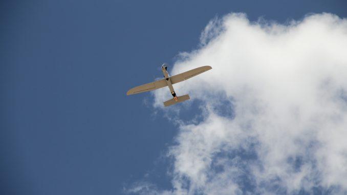 """طائرة """"سيلفر فوكس"""" من """"رايثيون"""""""