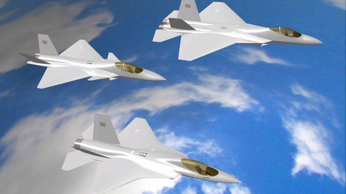 برنامج مقاتلة TF-X المحلية