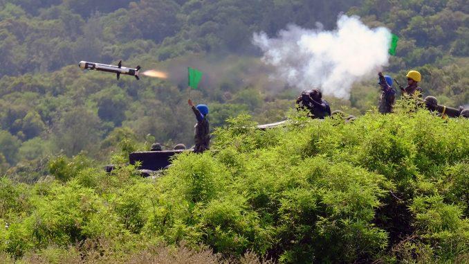 صاروخ جافلين