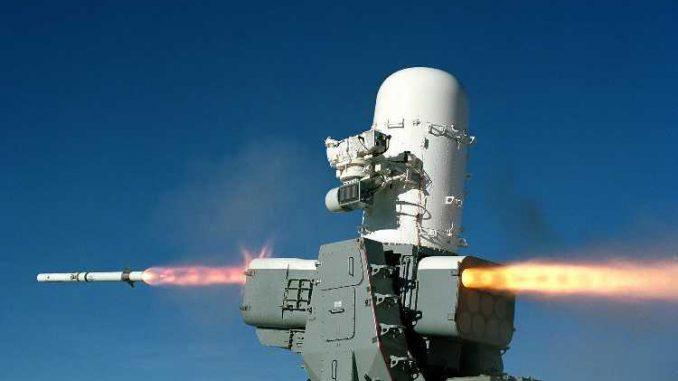 نظام القتال أيجيس التابع للبحرية الأميركية