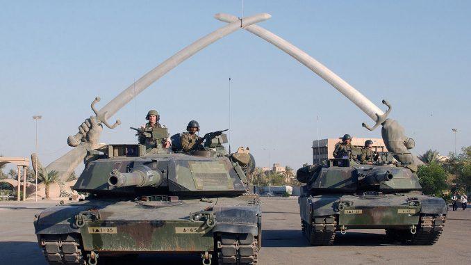 دبابات M1A1