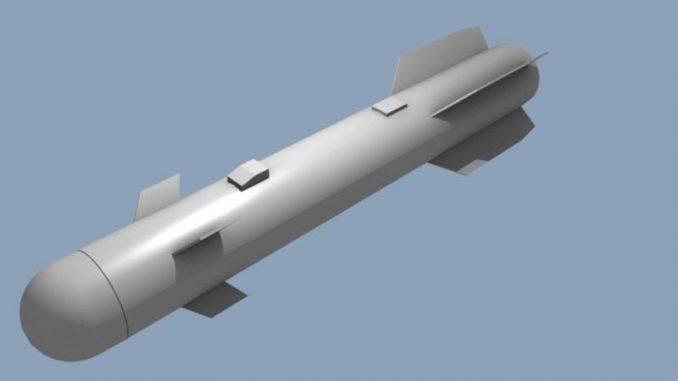 """الصاروخ المصري """"الصاعقة 01"""" (صورة خاصة)"""