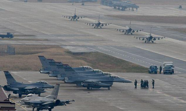 مناورات عسكرية أميركية-كورية جنوبية