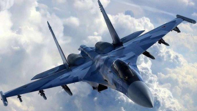 مقاتلة سو-35 الروسية