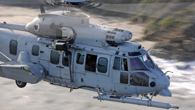 مروحية H225M Caracal الفرنسية