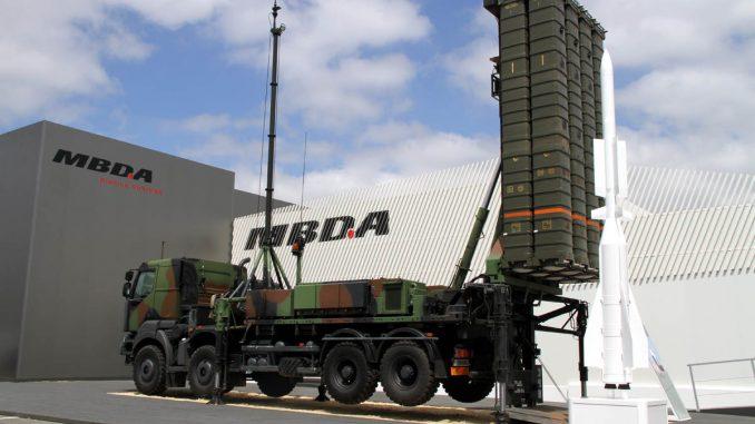 نظام الدفاع الصاروخي SAMP/T - (المصدر: Strategic Bureau)