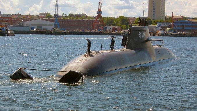 غواصة U-31 الألمانية