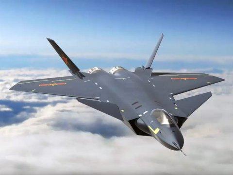 مقاتلة j-20 الصينية