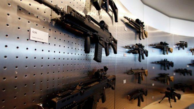 أسلحة ألمانية من طراز Heckler & Koch G36