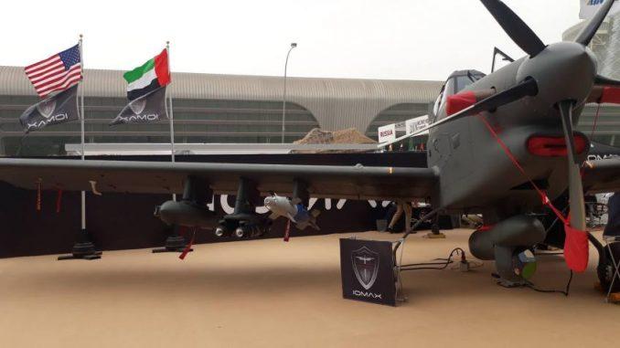 طائرة Archangel في معرض آيدكس بين 19 و 23 شباط/ فبراير (صورة خاصة)