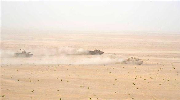 """تمرين """"الاتحاد الحديدي 6"""" المشترك بين القوات الإمارتية والأميركية في 29 كانون الثاني/ يناير"""