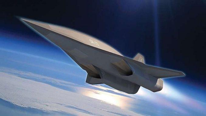 طائرة بدون طيار فرط صوتية من طراز SR-72