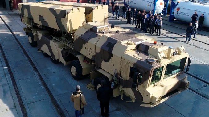 """نظام """"غروم-2"""" بنسخته الصحراوية (Defence Blog)"""