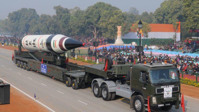 """صاروخ """"آغني-5"""""""