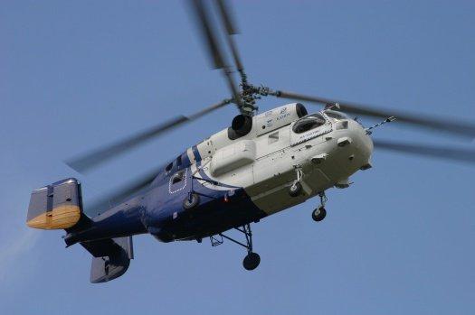 مروحية من طراز Ka-32A11BC