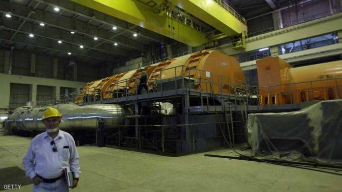 مفاعل بوشهر الإيراني (صورة أرشيفية/Getty Images)
