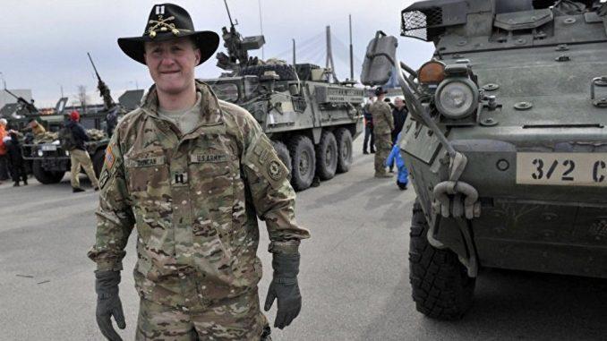 عنصر من الجيش الأميركي (صورة أرشيفية)