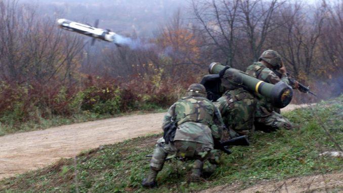 منظومة صواريخ جافلين الأميركية