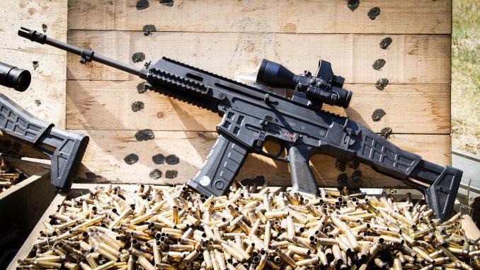 بندقية CZ 807 الهجومية