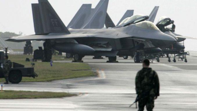 قاعدة عسكرية أميركة في أوكيناوا الصينية