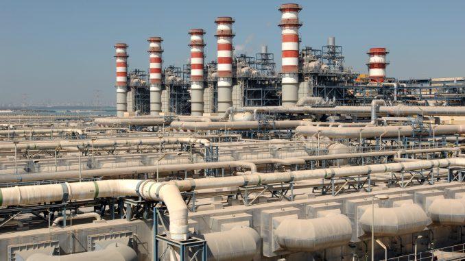البنية التحتية لمجال الطاقة في المملكة العربية السعودية (موقع Utilities-me)