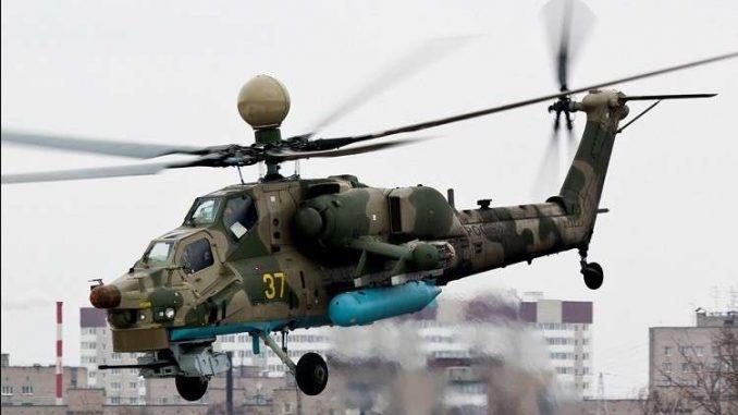 """مروحية """"مي - 28 أن"""" (صورة أرشيفية - روسيا اليوم)"""