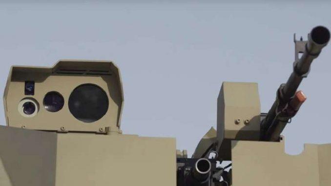 روبوت عسكري روسي جديد