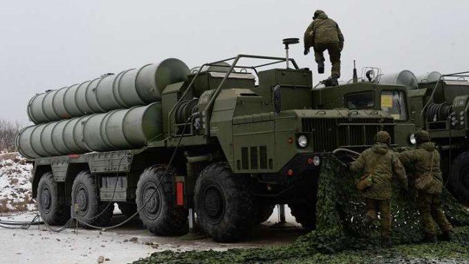 صواريخ إس- 400 الروسية (صورة أرشيفية)