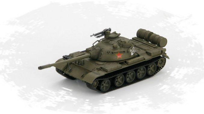 """نموذج عن دبابة """"تايب 59"""" الصينية"""