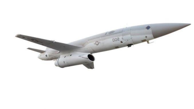 طائرة بدون طيار من إنتاج شركة كراتوس للحلول الدفاعية والأمنية من شركة كراتوس للحلول الدفاعية والأمنية.