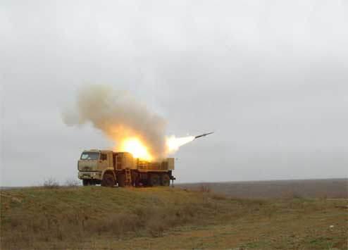 نظام بانتسير إس-1 للدفاع الجوي