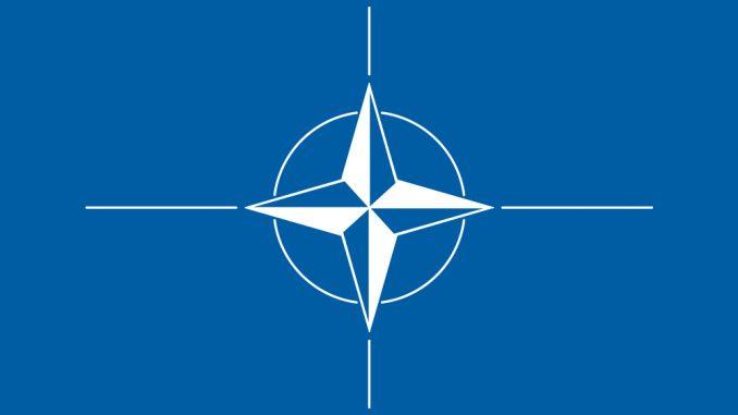 علم حلف شمال الأطلسي