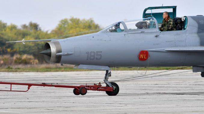 مقاتلة ميغ-21