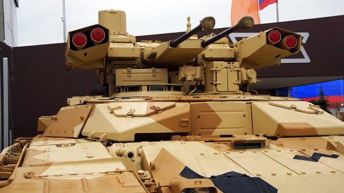 """دبابة """"المدمر-3"""" الروسية"""