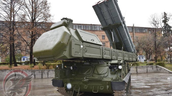 منظومة الدفاع الجوي Buk-M3 (بوابة الدفاع المصرية)